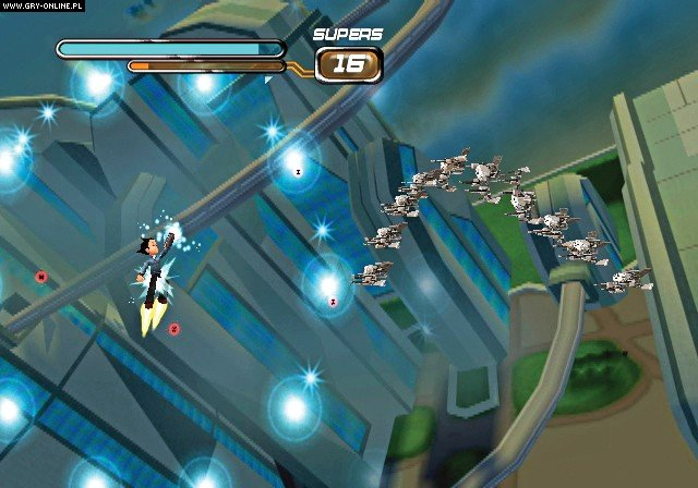 Astro Boy: The Video Game PS2 Gry Screen 2/24, High Voltage Software, D3 Publisher