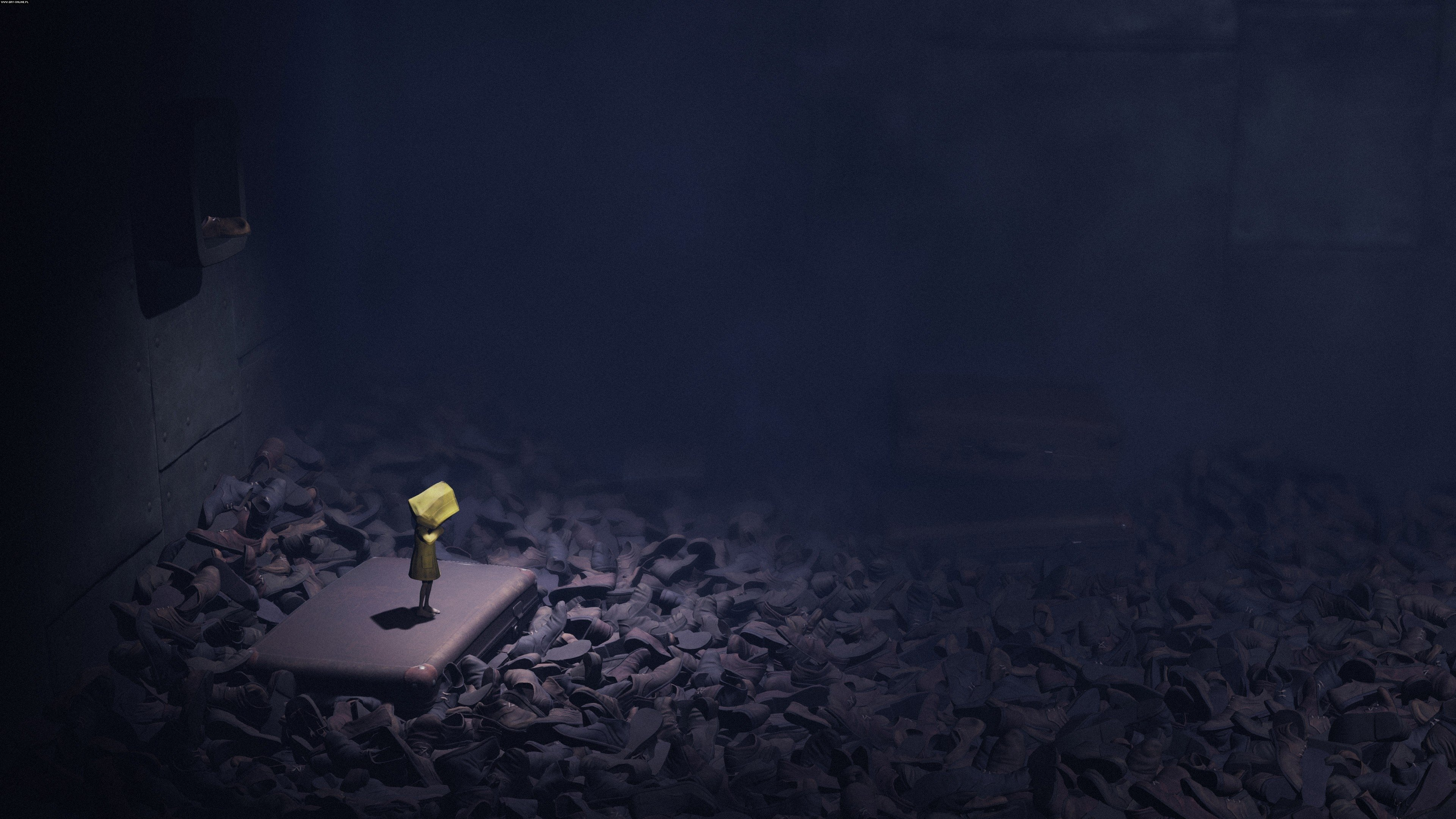 Little Nightmares PS4 Gry Screen 9/19, Tarsier Studios, Bandai Namco Entertainment