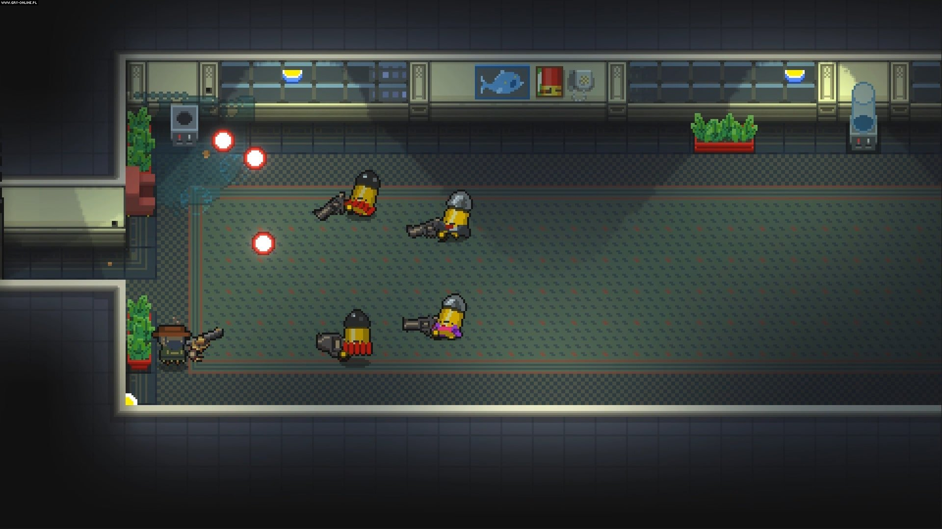 Enter the Gungeon PC, PS4, XONE, Switch Gry Screen 6/39, Dodge Roll, Devolver Digital