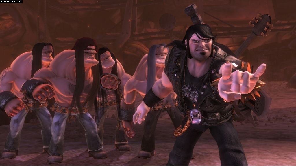 Brutal Legend X360 Gry Screen 36/46, Double Fine Productions, Inc.
