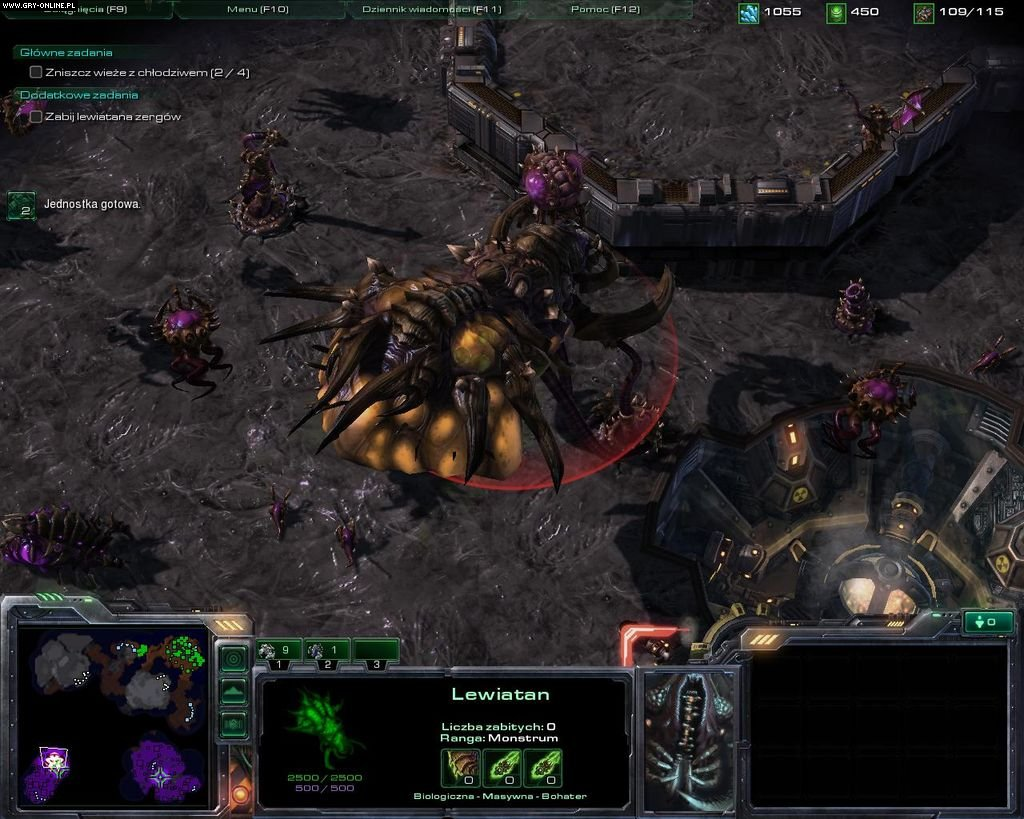 StarCraft II: Wings of Liberty PC Gry Screen 5/57, Blizzard Entertainment