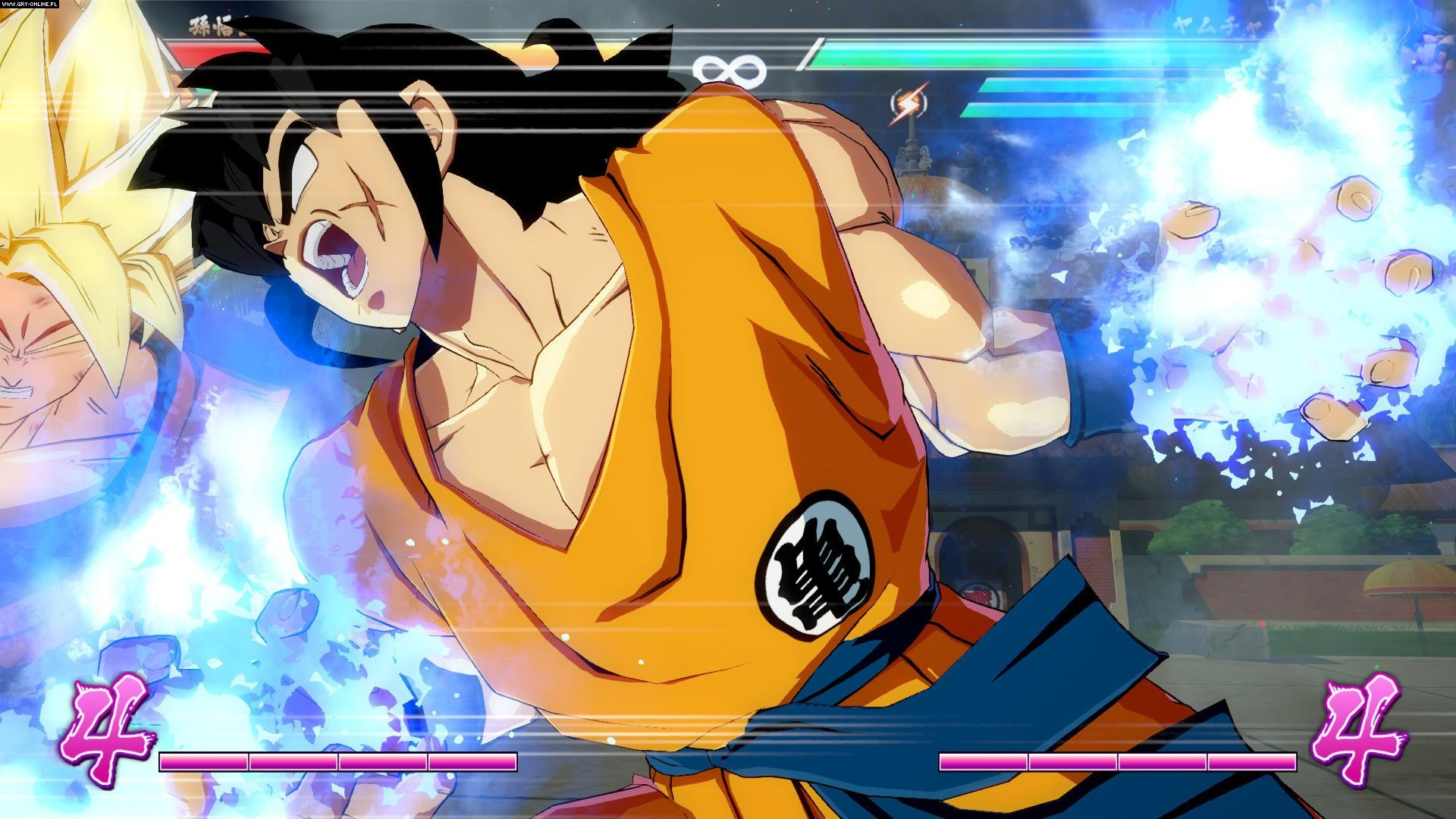 Dragon Ball FighterZ PC, PS4, XONE, Switch Gry Screen 186/230, Arc System Works, Bandai Namco Entertainment