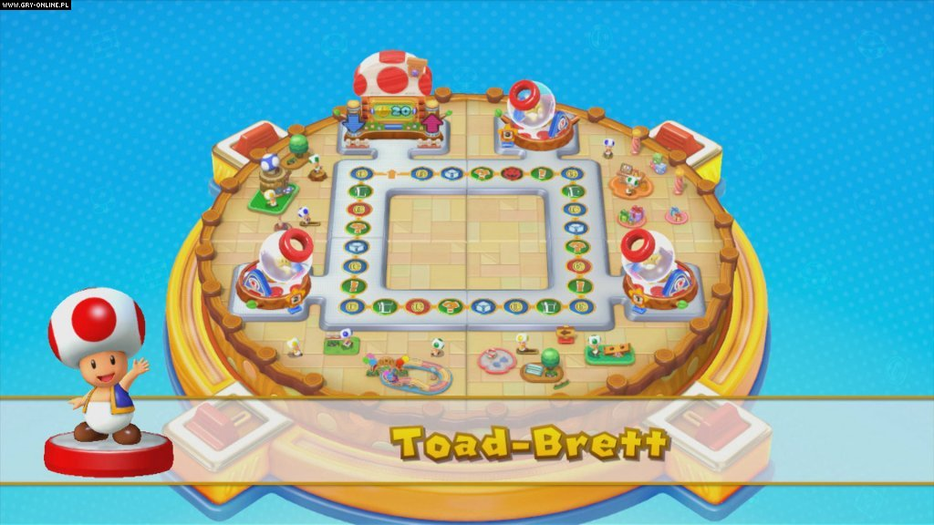 Mario Party 10 WiiU Gry Screen 5/25, Nintendo