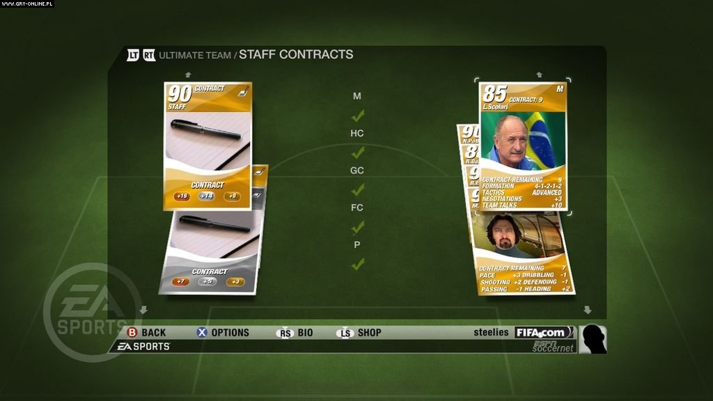 FIFA 09 X360 Gry Screen 7/249, EA Sports, Electronic Arts Inc.