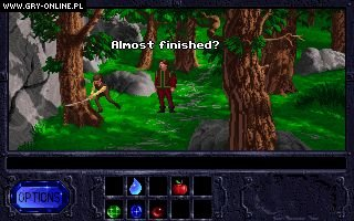 The Legend of Kyrandia PC Gry Screen 6/27, Westwood Studios, Virgin Interactive