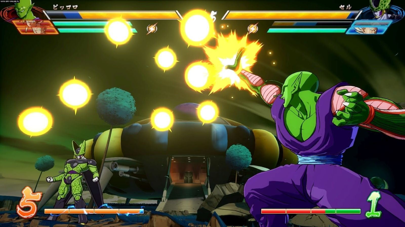 Dragon Ball FighterZ PC, PS4, XONE, Switch Gry Screen 213/230, Arc System Works, Bandai Namco Entertainment