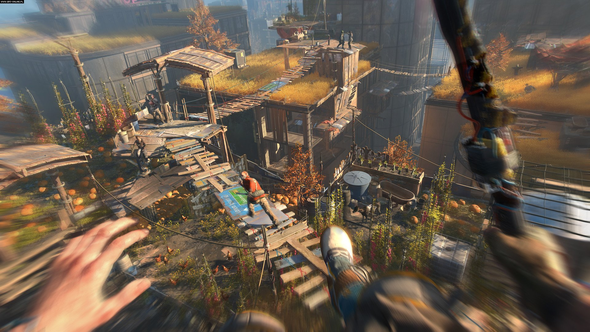 Dying Light 2 PC, PS4, XONE Gry Screen 2/21, Techland