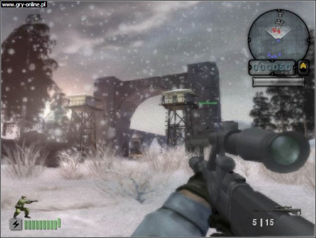 Battlefield 2: Modern Combat PS2 Gry Screen 26/33, EA DICE / Digital Illusions CE, Electronic Arts Inc.