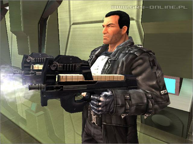The Punisher PC Gry Screen 3/26, Volition Inc., THQ Inc.