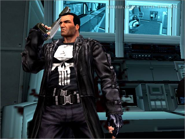 The Punisher PC Gry Screen 1/26, Volition Inc., THQ Inc.