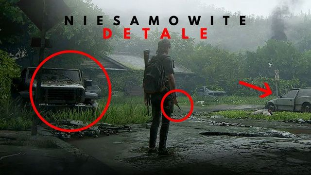 Detale i smaczki The Last of Us 2,