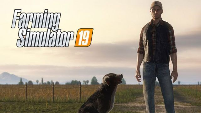 Patach 1.1 do gry Farming Simulator 19