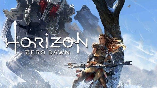 Horizon Zero Dawn - Akcji