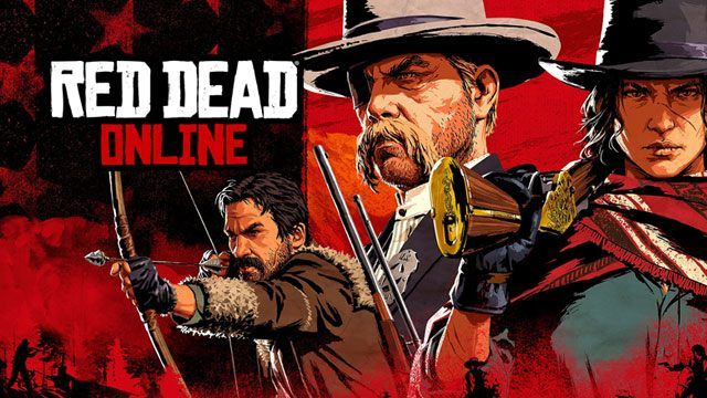 Red Dead Online - Action