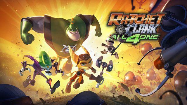 Recenzja gry Ratchet & Clank: 4 za jednego | GRYOnline.pl