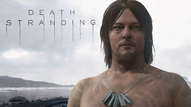 Death Stranding - Action