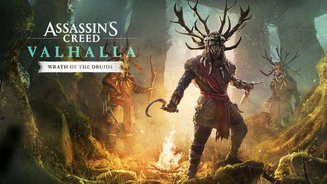 Assassin's Creed: Valhalla - Gniew druidów - RPG