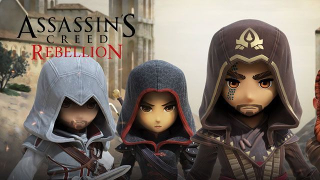 Assassin's Creed Rebellion - Strategy