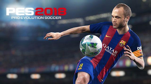 Pro Evolution Soccer 2018 GAME TRAINER v1 01 - v1 02 +6 TRAINER