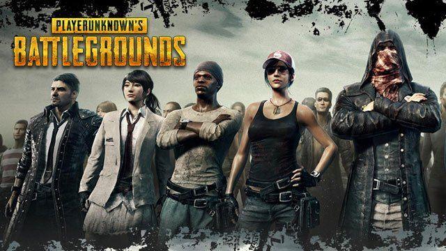 Playerunknown's Battlegrounds - Akcji