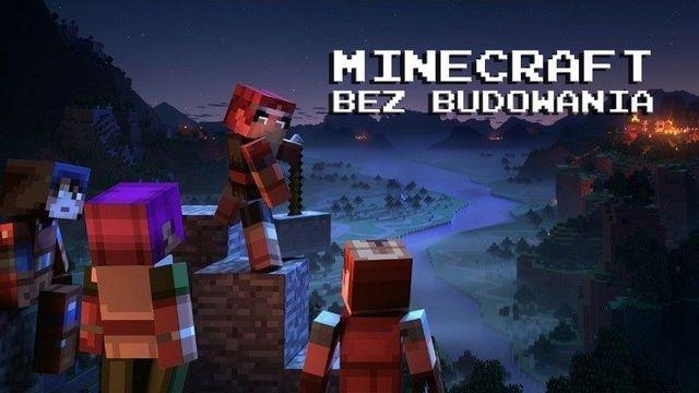Minecraft Dungeons...