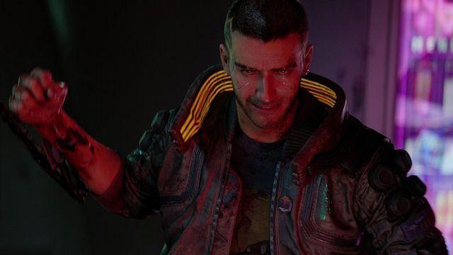 Cyberpunk 2077 z trybem hardcore