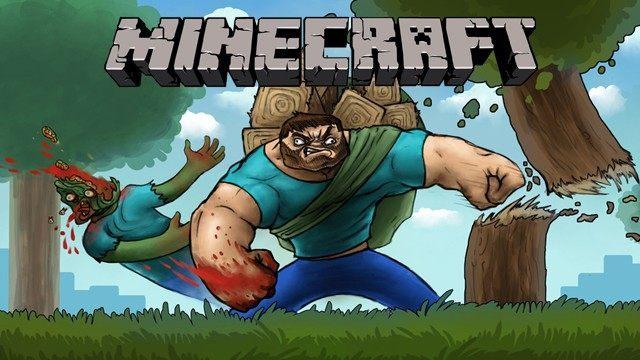 640 x 360 jpeg 73kB, Minecraft – jednoosobowy projekt i warty 2,5 ...