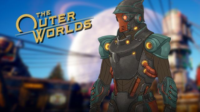 The Outer Worlds - RPG