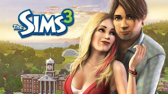 Dating Sims 3 universitet