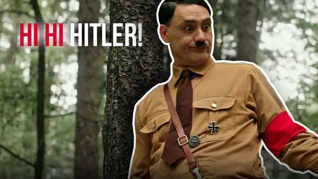 Dziwnie występy Hitlera