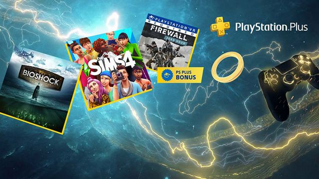 PS Plus w lutym - m.in. The Sims 4 i BioShock: The Collection
