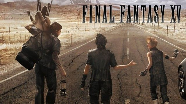 Final Fantasy XV - RPG