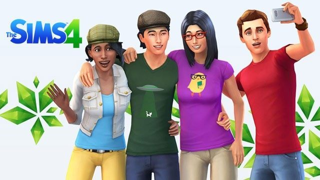 The Sims 4 - Symulacje