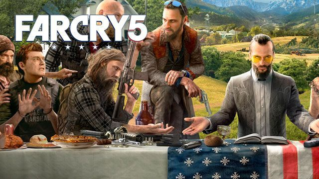 Far Cry 5 GAME TRAINER v1 2 +15 Trainer - download