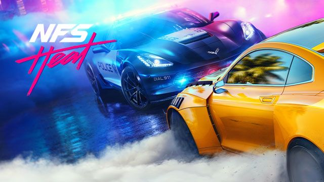 Need for Speed: Heat - Racing