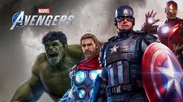 Marvel's Avengers - Akcji