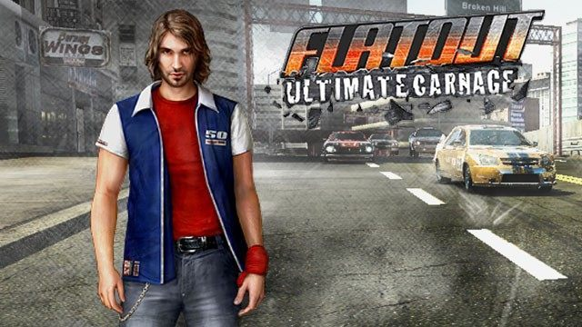 FlatOut: Ultimate Carnage GAME TRAINER +6 Trainer - download