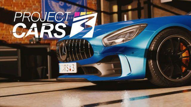 Project CARS 3 - Wyścigi