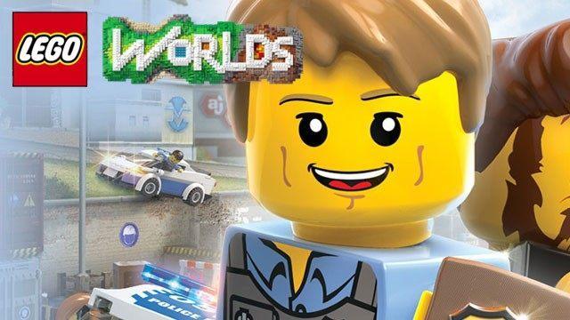 LEGO Worlds - Akcji