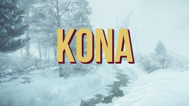 Kona - Przygodowe