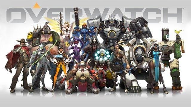 Overwatch - Akcji