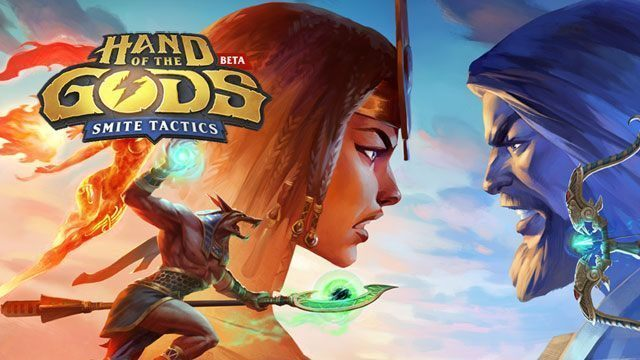 Hand of the Gods: Smite Tactics