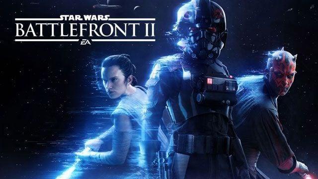 Star Wars: Battlefront II - Akcji