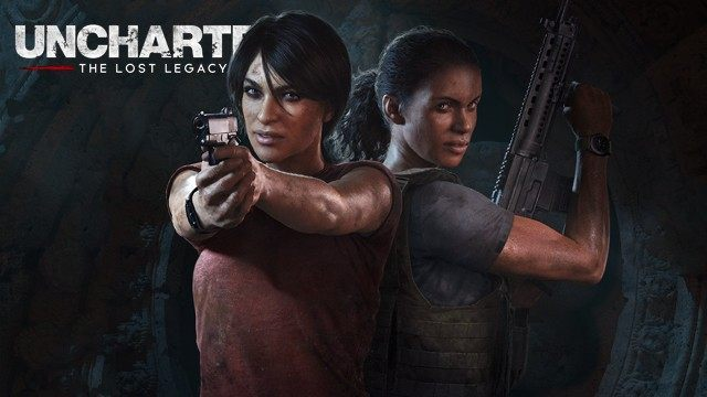 Uncharted: The Lost Legacy - Akcji