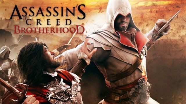 Assassins creed brotherhood ключ