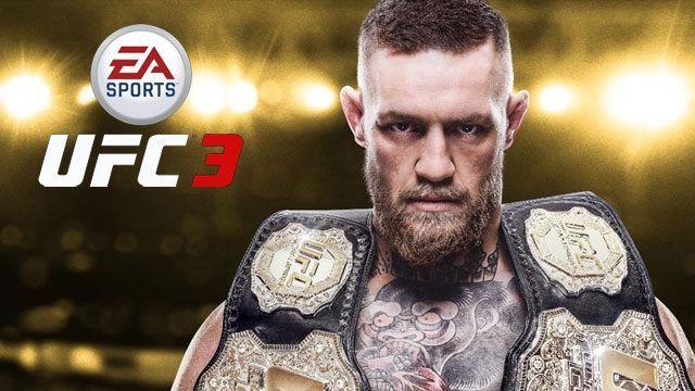 EA Sports UFC 3 - Sportowe