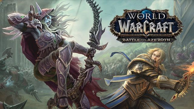 World of Warcraft: Battle for Azeroth - RPG