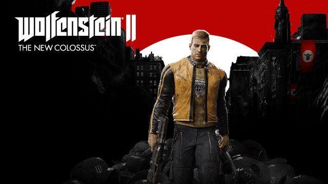 Wolfenstein II: The New Colossus - Action