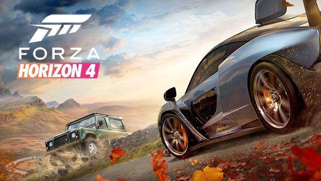 Forza Horizon 4 - Wyścigi
