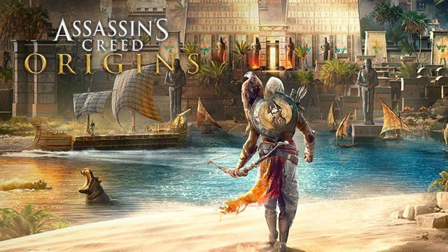 Assassin's Creed Origins - Action